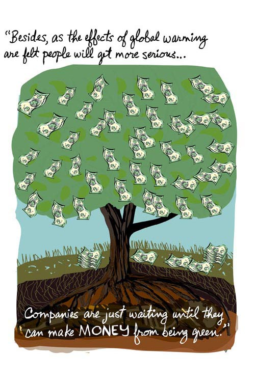 franke james illustration of money tree