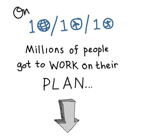 on 101010