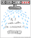 shower bookplates for download, illustrations by franke james