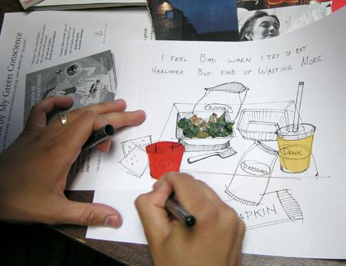 illustration by matt