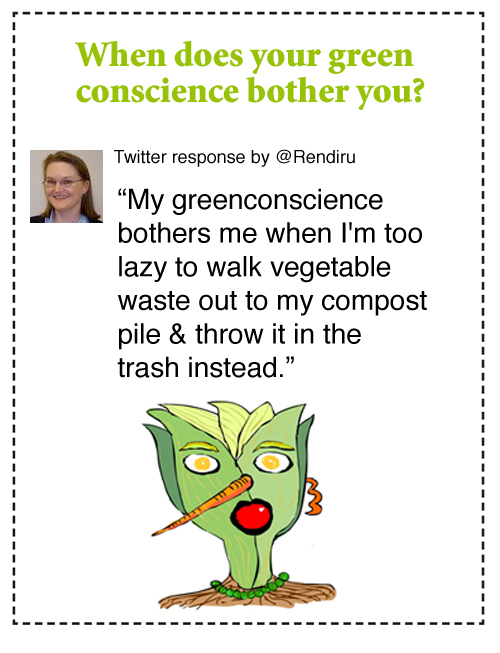 twitter green conscience vege illustration by franke james
