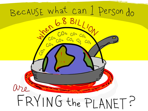 frying the planet image