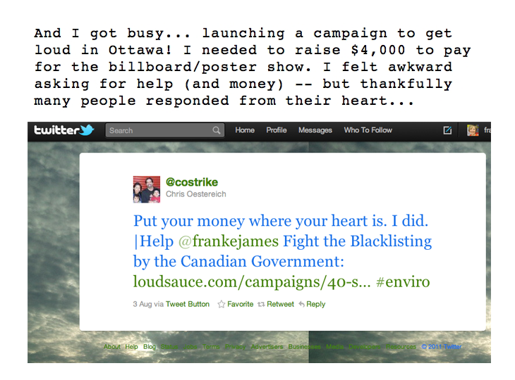 crowdfund with @costrike tweet