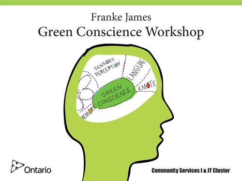 Green Conscience Games at Government of Ontario, October 22, 2010