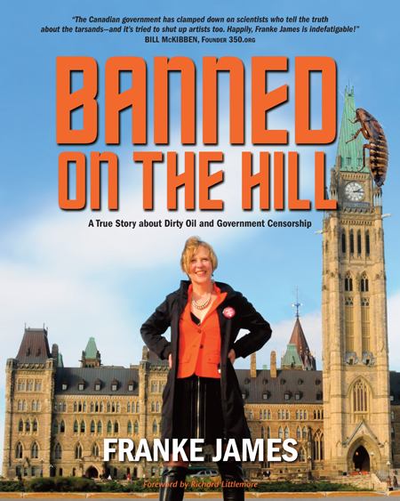 Banned on the Hill book cover