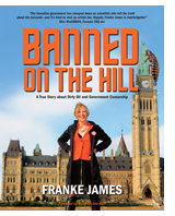 Front cover Banned on the Hill thumbnail