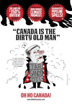 Canada is the Dirty Old Man