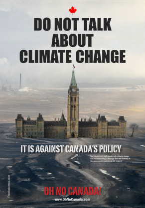 Do Not Talk about Climate Change