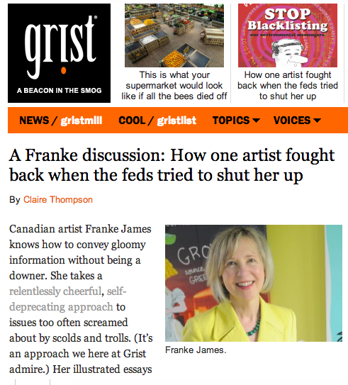 Grist screen shot A Franke discussion