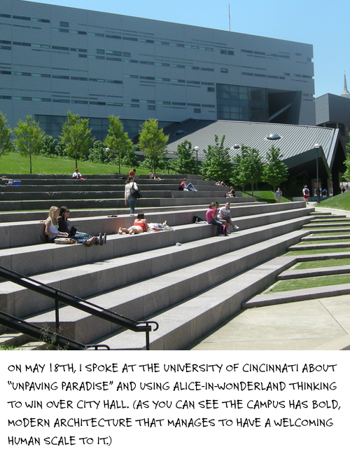University of Cincinnati photo by Franke James.