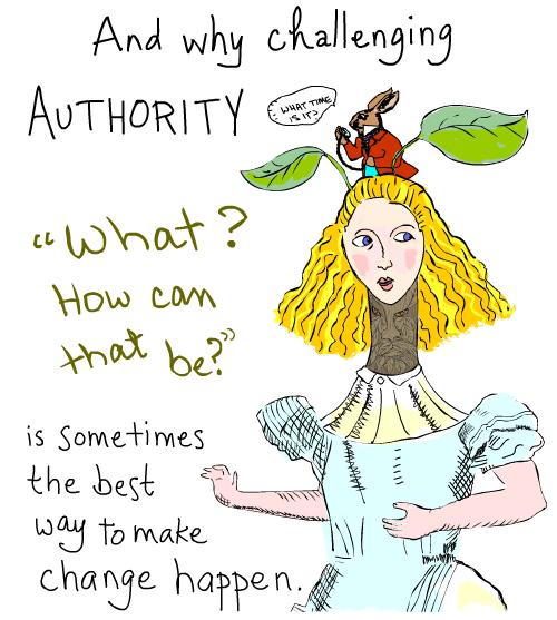green conscience illustration by Franke James;