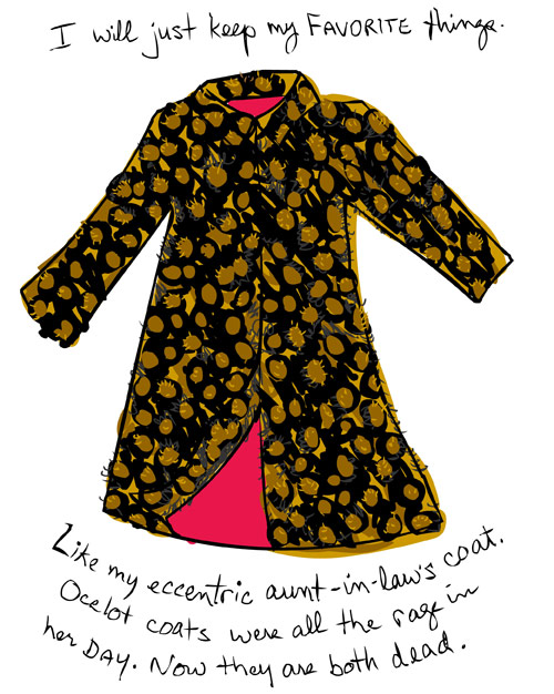 illustration of coat by franke james 2008