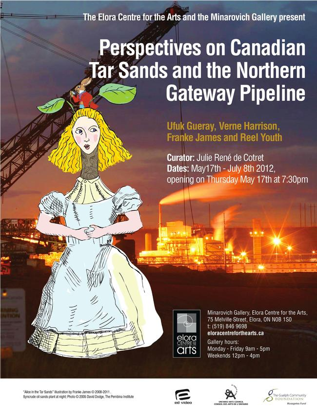 Perspectives on Canadian Tar Sands and the Northern Gateway Pipeline