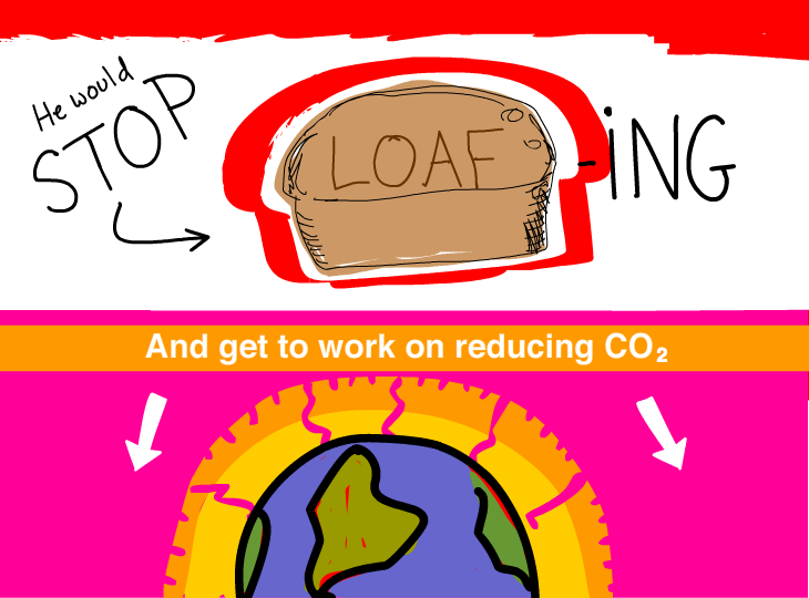 stop loafing