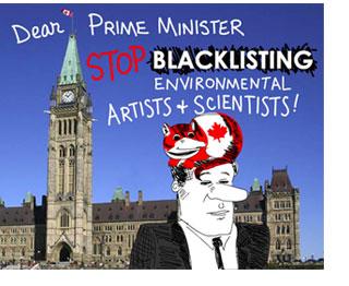 harper blacklisting