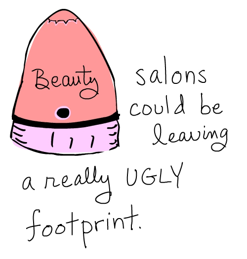beauty Illustration by Franke James