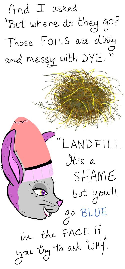 landfill Illustration by Franke James