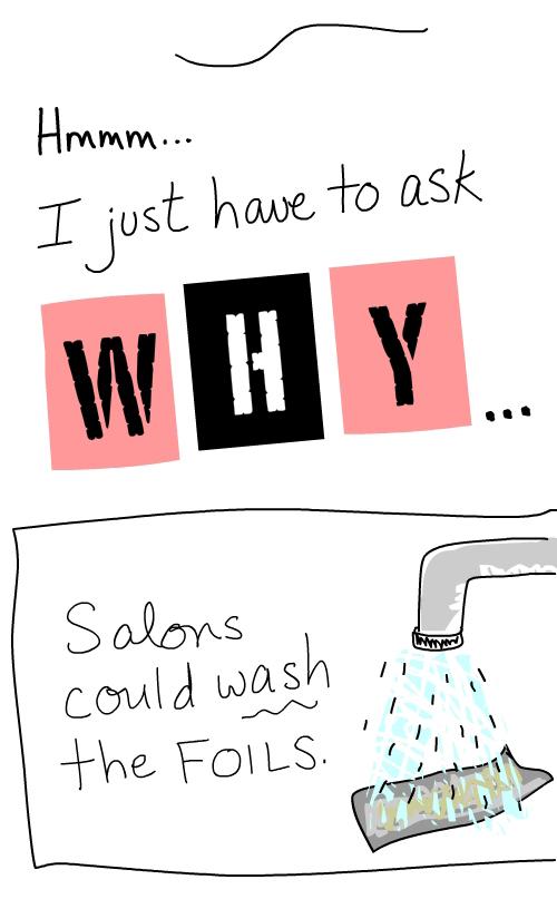 ask why Illustration by Franke James