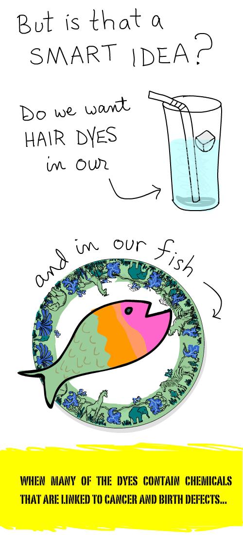 fish Illustration by Franke James