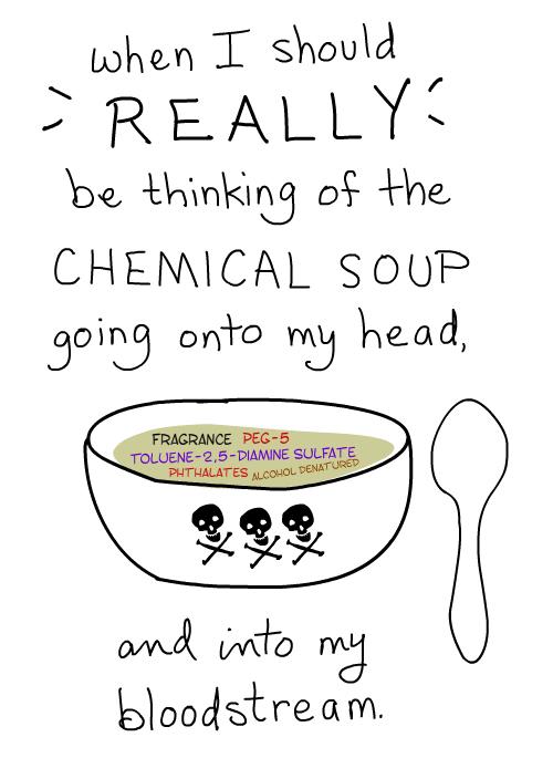 soup Illustration by Franke James