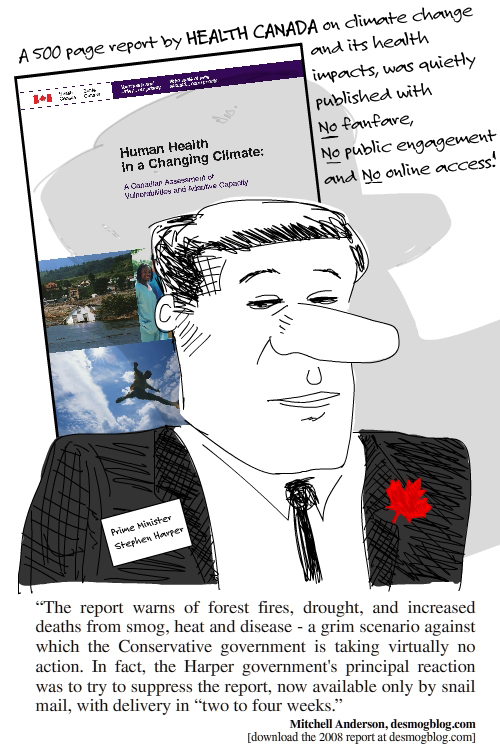 health canada report cover