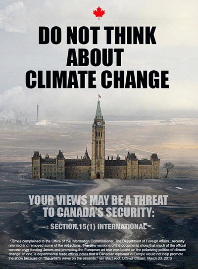 Do Not Think about Climate Change