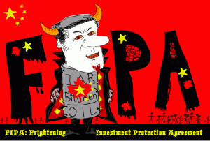 FIPA cartoon by Franke James