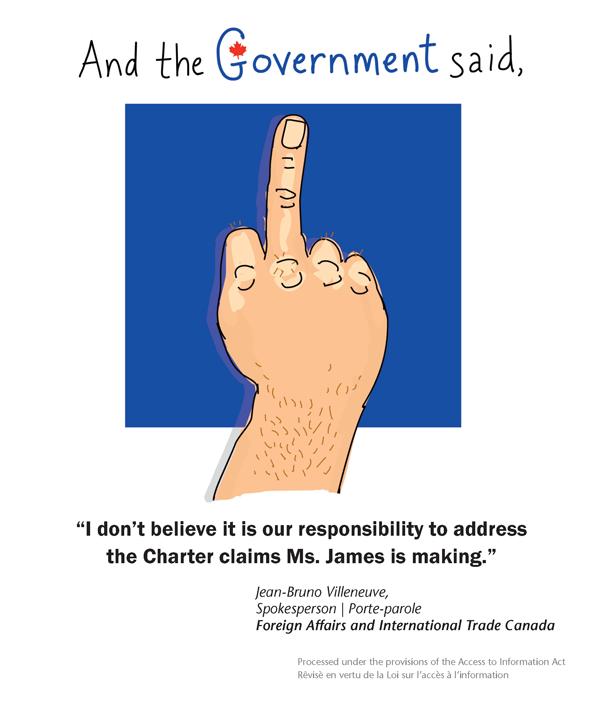 Government finger