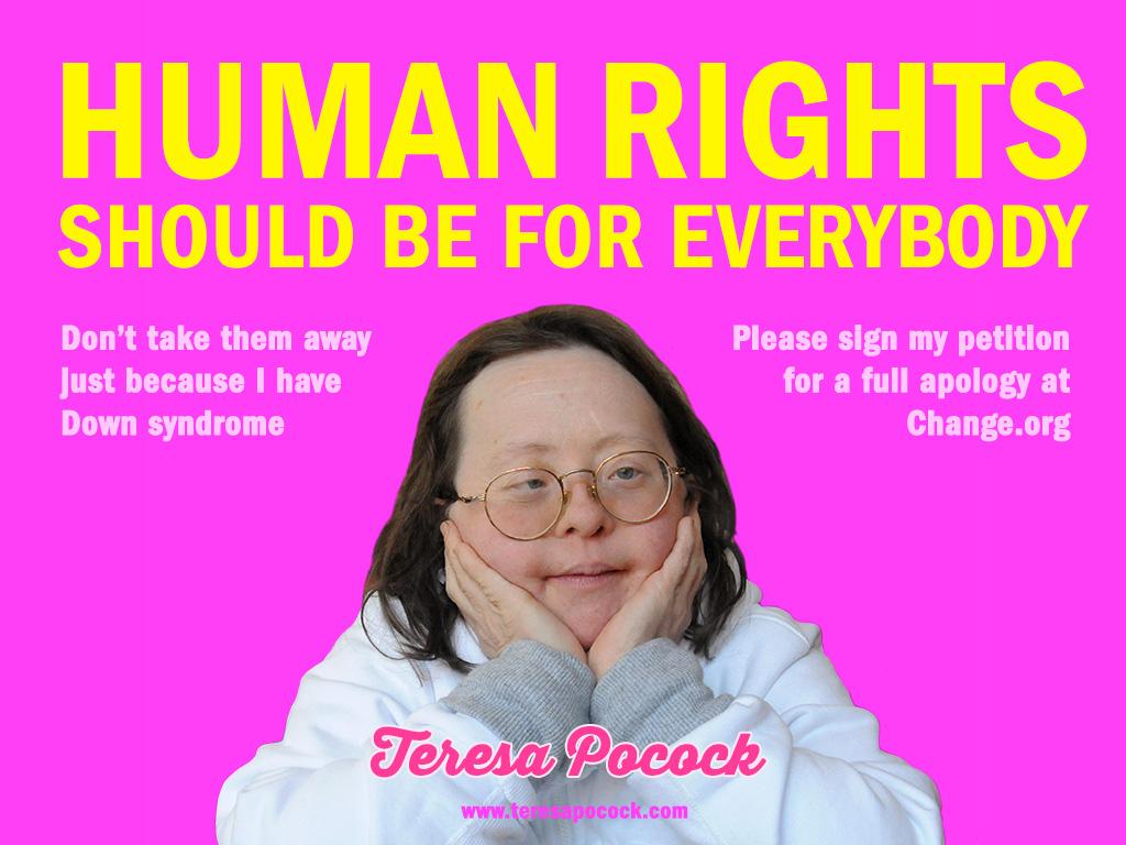 HumanRightsShouldNeverBeDisabled