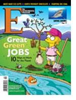 E - The Environmental Magazine's Nov Dec Issue